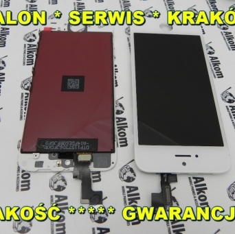 IPHONE 5 FULL SET DIGITIZER + LCD BIAŁY / WHITE