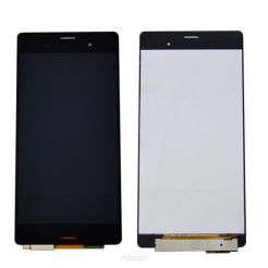 SONY XPERIA Z3 FULL SET DIGITIZER+LCD CZARNY / BLACK