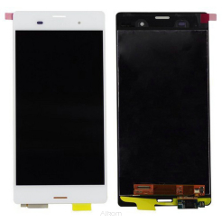 SONY XPERIA Z3 FULL SET DIGITIZER+LCD BIAŁY/WHITE