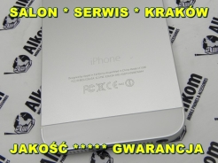 IPHONE 5 KORPUS/TYL/KLAPKA WHITE