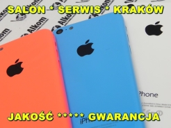 IPHONE 5C KORPUS TYŁ BLUE