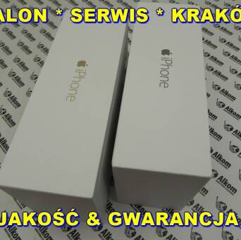 PUDEŁKO IPHONE 6 PLUS 128GB GOLD